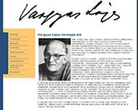 Vargyas Lajos Archívum